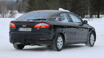 2011 Ford Mondeo facelift spy photos - 21.01.2010