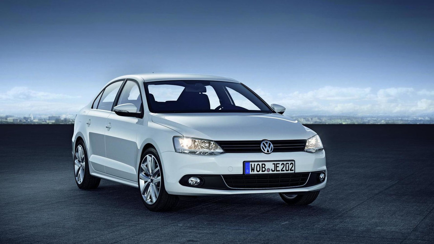VW Jetta European spec introduced