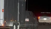 Next generation US market 2011 Honda Odyssey spied night testing