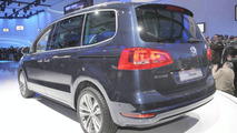 2010 Volkswagen Sharan in Geneva