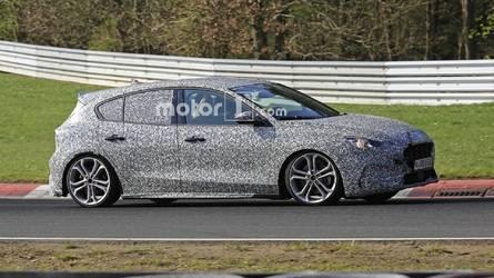 Así serán los futuros Ford Focus RS y ST (actualizado con fotos espía)