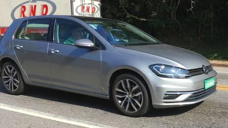Flagra: VW Golf 2019 reestilizado está pronto para chegar às lojas