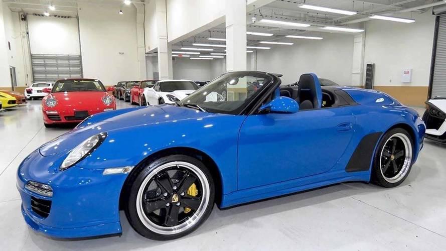 2011 Porsche 911 Speedster For Sale Photo