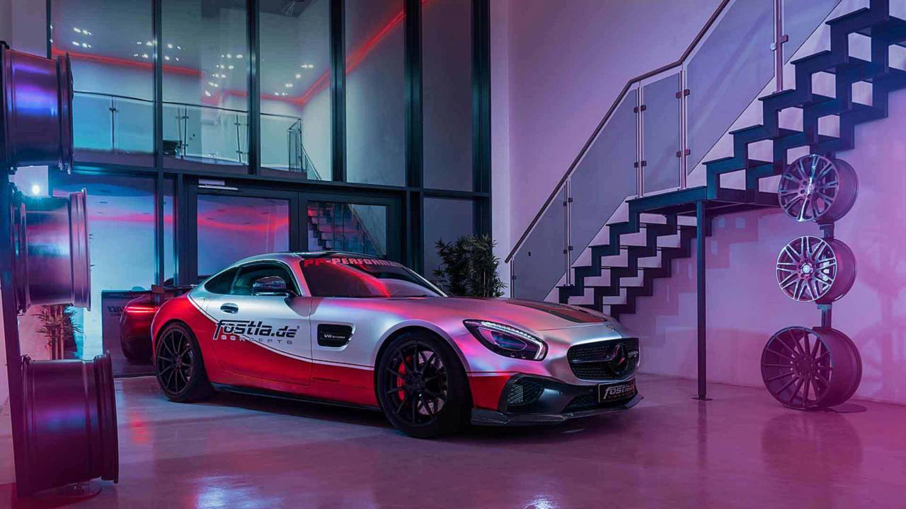 mercedes amg gt s by fostla photos. Black Bedroom Furniture Sets. Home Design Ideas