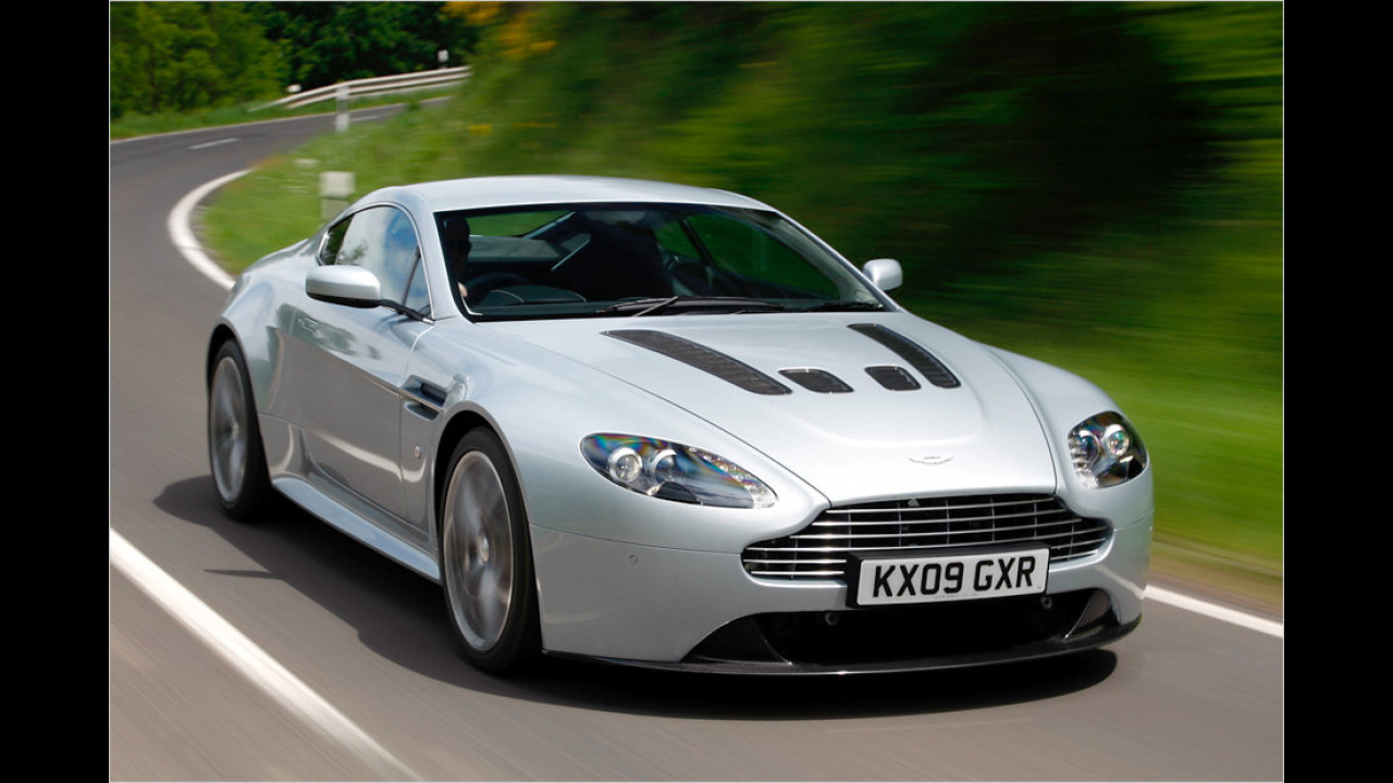 Elf Exemplare: Aston Martin V12