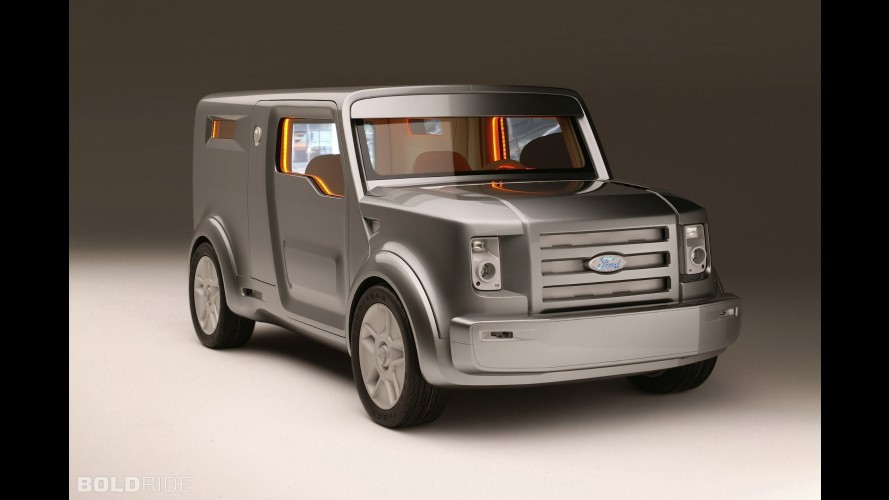 Ford SYNus Concept