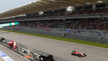 Malaysia now happy with quieter F1