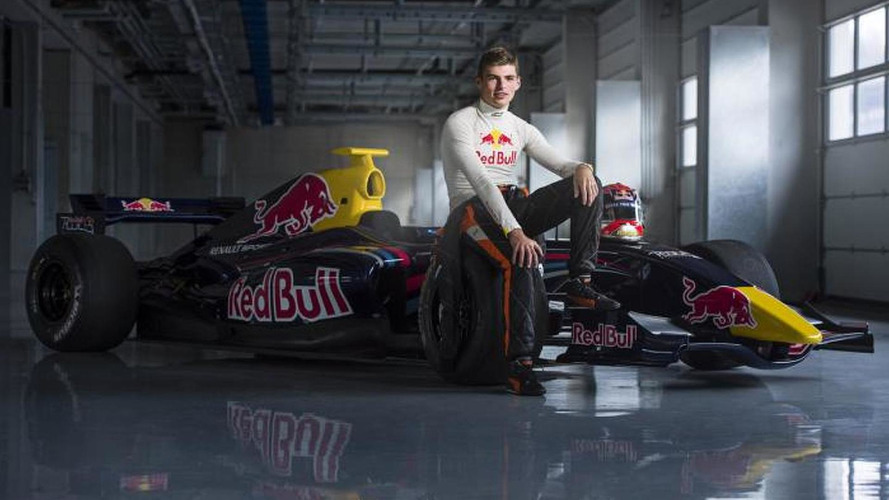 Toro Rosso confirms 16 year old Verstappen as F1's youngest ever race driver
