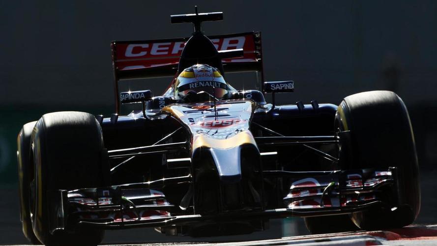 Ferrari bench better than Caterham seat - Vergne