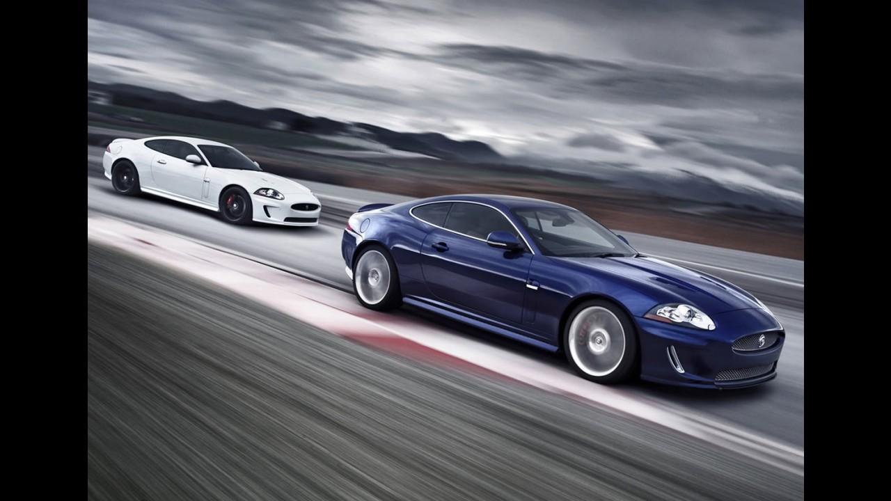 Jaguar XKR 2011 é a versão mais rápida da história - Veja galeria de fotos em alta resolução