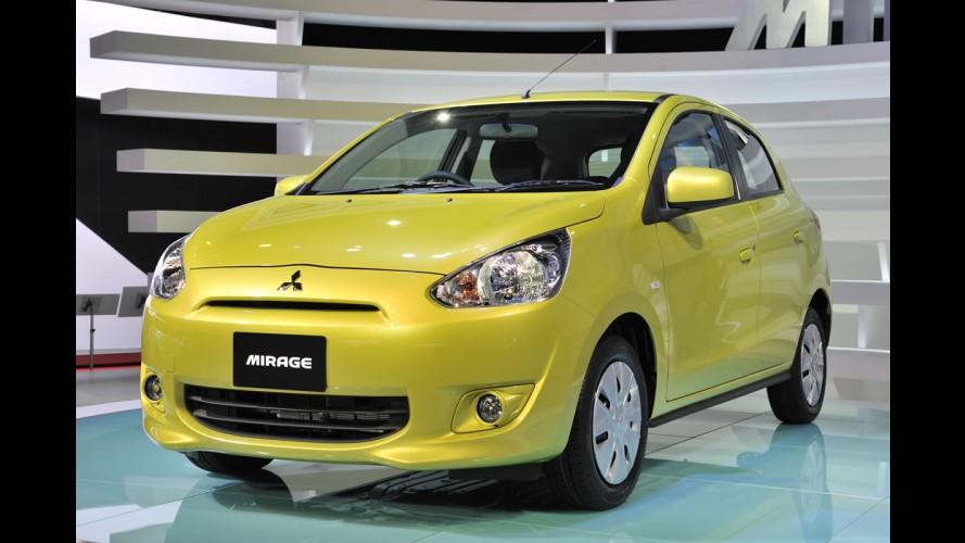 Salão de Tóquio: Mitsubishi Mirage pode ser fabricado no Brasil em 2014