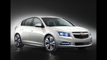 Chevrolet Cruze Hatch 2012 - Modelo será vendido no Brasil