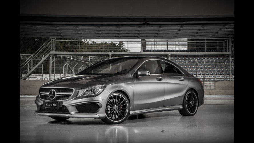 Mercedes lança invocado CLA 45 AMG no Brasil - veja preço e galeria