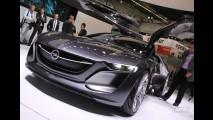 Galeria: Opel Monza Concept no Salão de Frankfurt