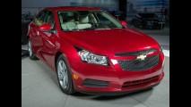 Chevrolet Cruze diesel tem consumo de 19,6 km/l auditado nos EUA