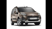 Peugeot apresentará reestilização dos modelos Partner e Partner Tepee no Salão de Genebra