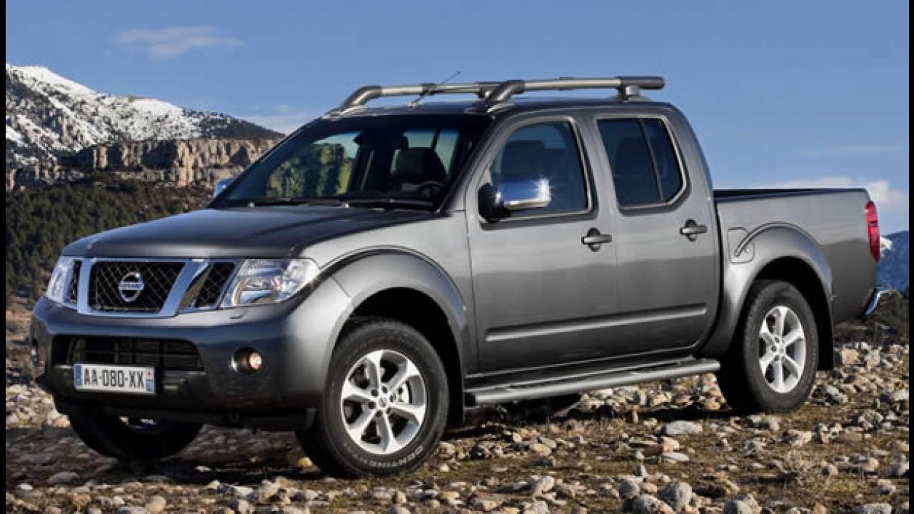 Nissan emplaca Livina e Frontier como melhores compras pela Quatro Rodas