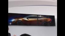 Nissan divulga teaser do Sport Sedan Concept, que estará em Detroit