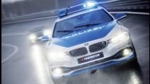 Novo BMW 428i Coupé recebe preparação oficial para polícia alemã