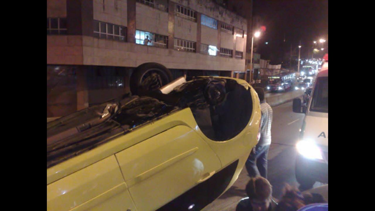 Fiat processa o Estado por Recall do Stilo