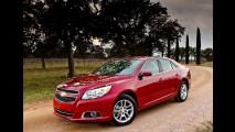 Galeria de Fotos: Novo Chevrolet Malibu Eco 2013