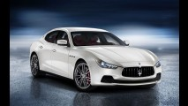 Rival do Série 5, Maserati Ghibli tem primeiras imagens reveladas