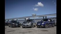 Nissan, la prova dei SUV