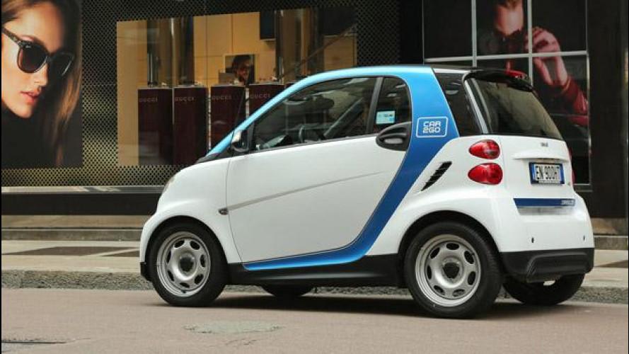 car2go e Italo, dal trasporto all'intermodalità