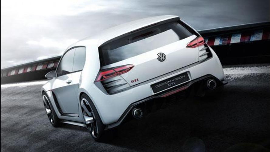 Volkswagen Golf GTI Design Vision