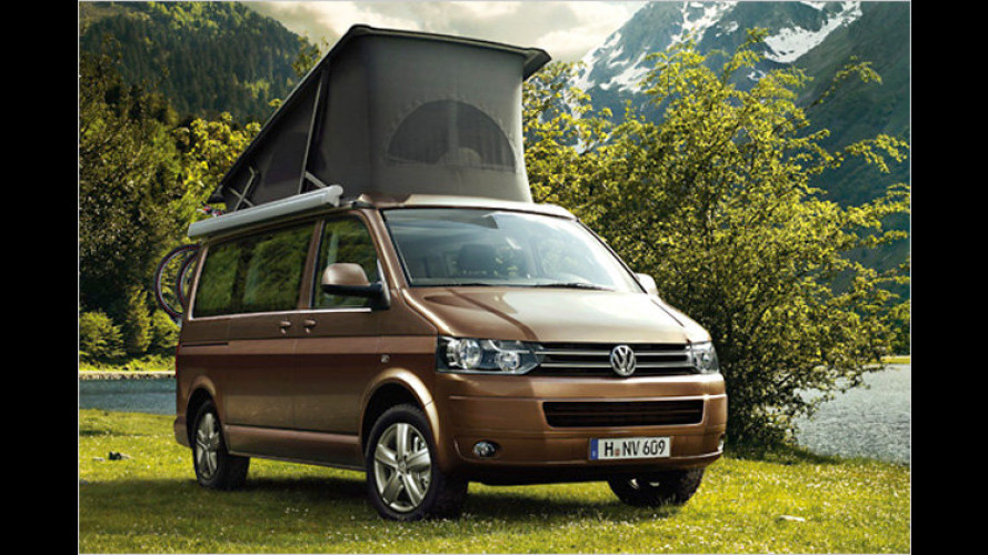 VW California ,Europe