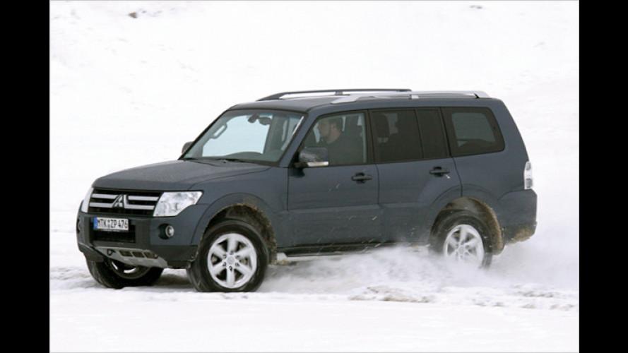 Nur keine Angst: Gefühlvoll Auto fahren im Winter