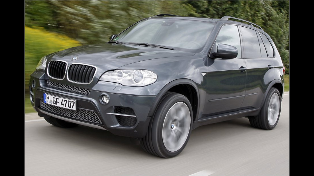 BMW X5 xDrive50i Automatic