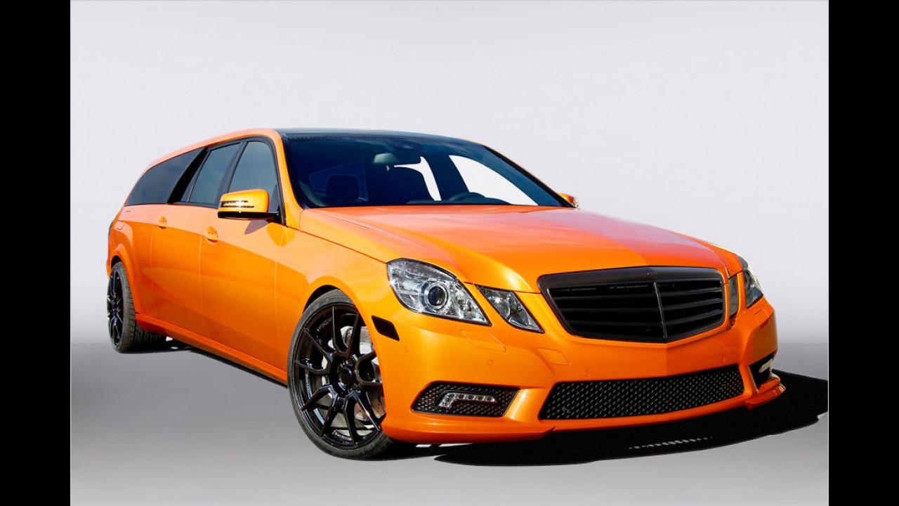 Riesig: Binz X-Orange
