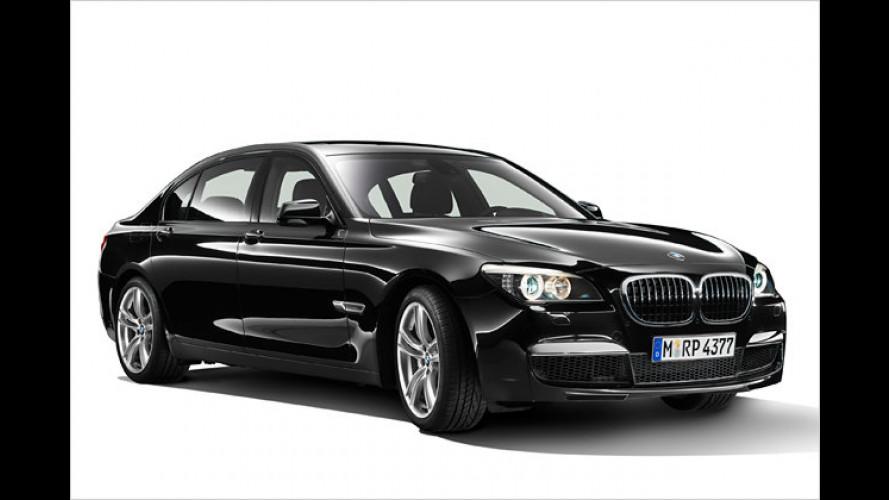 Von sparsam bis sportlich: BMW erweitert das 7er-Programm