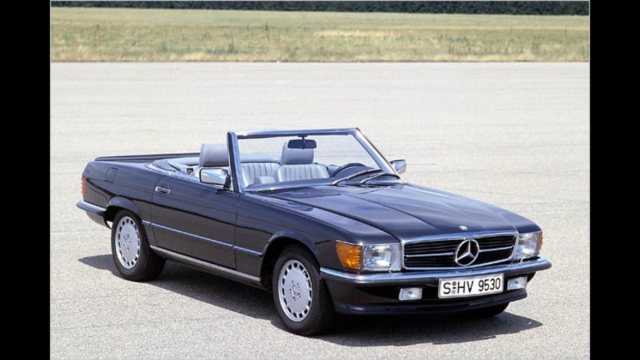 Mercedes SL (R 107)
