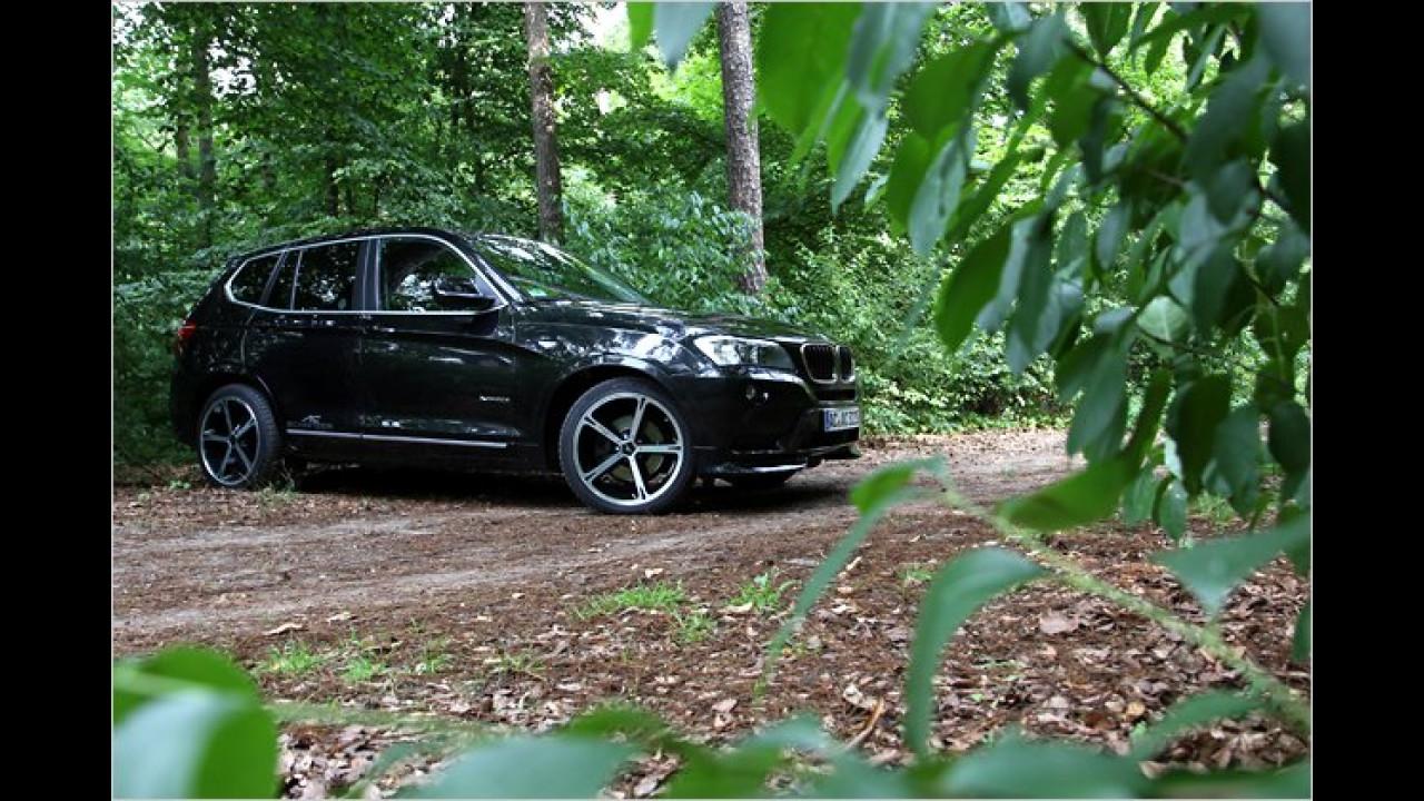 AC Schnitzer BMW X3 xDrive20d