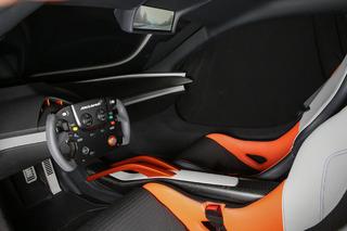 CES 2016: McLaren 675LT JVCKENWOOD Simplifies, Adds Cameras