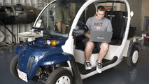 Ford and MIT autonomous project