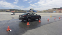 Mazda G-Vectoring at Laguna Seca
