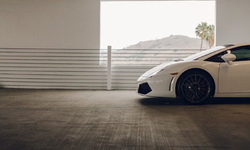 Basking in the Purity of the World's Last Manual Lamborghini