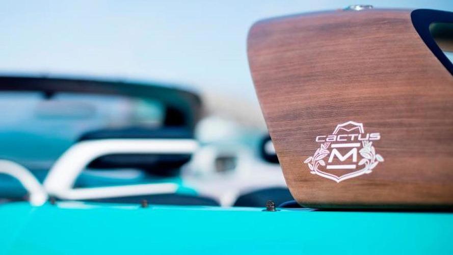 Citroen Cactus M concept teased again, debuts September 2nd