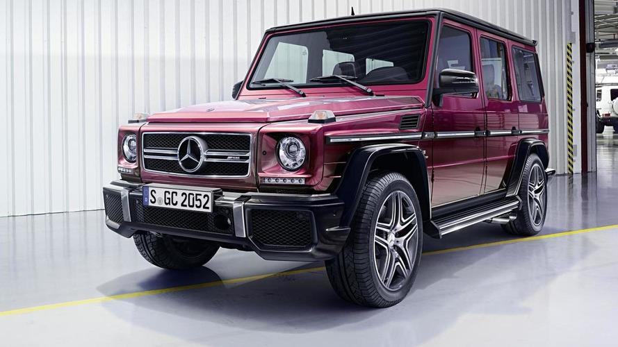 Mercedes-Benz G-osztály