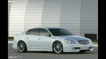 Buick Lucerne CXX Luxury Liner by Rick Bottom Custom Motor