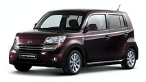 Daihatsu D-Compact X-Over World Debut at Paris