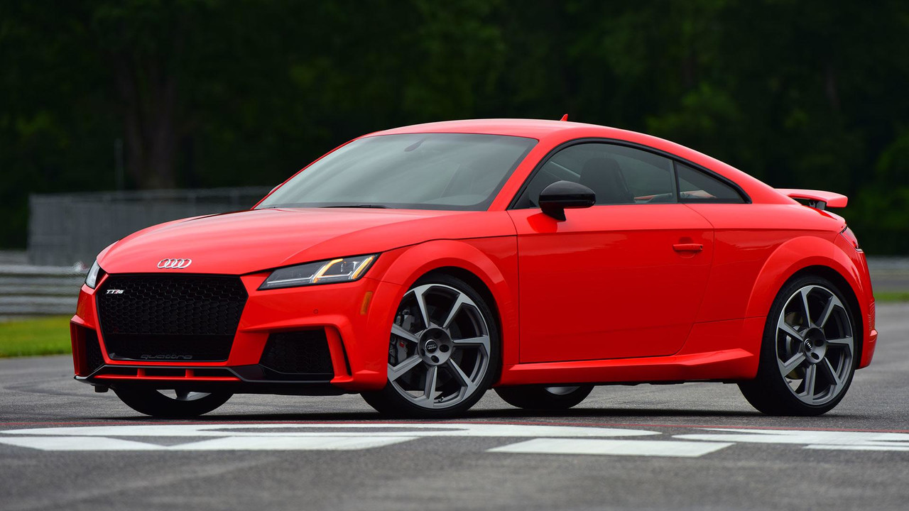 2018 Audi Tt Rs First Drive The Most Thrilling Tt Yet