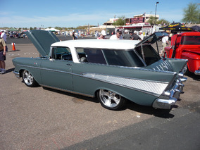 Chevrolet Bel Air Nomad