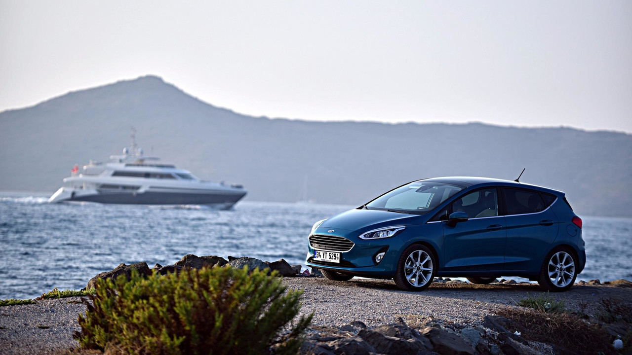 11- Ford Fiesta 1.0 EcoBoost Trend