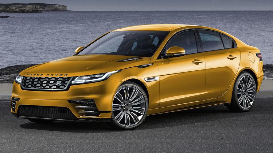 ¿Tendría sentido un Range Rover berlina?