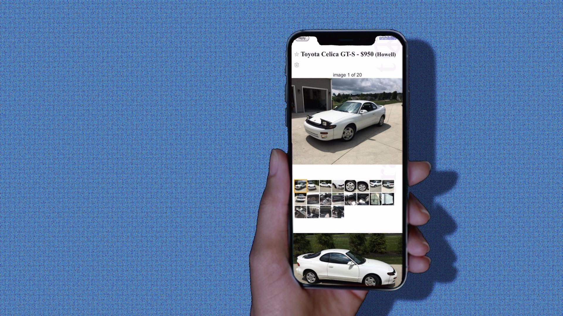 8 Cars Craigslist You Can Buy For The Price An iPhone X