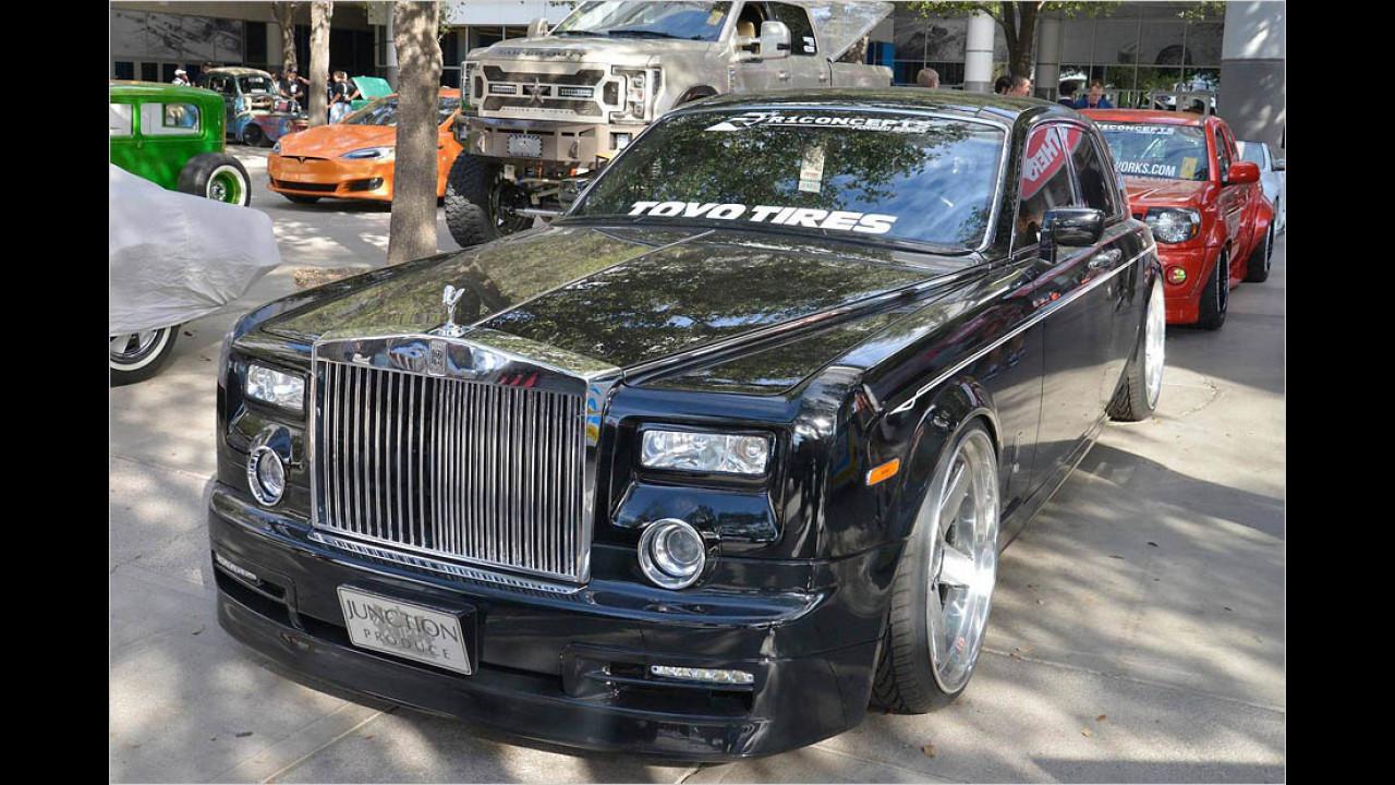 Getunter Rolls-Royce Phantom
